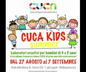 CUCA KIDS SUMMER