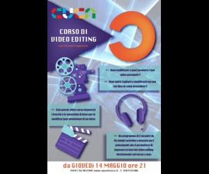 Corso di VIDEO EDITING