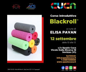BLACK ROLL - Elisa Pavan